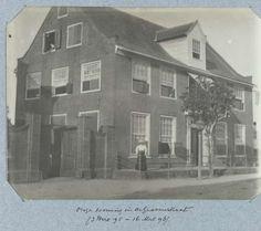 Onze woning in de Gravenstraat (3 Mrt '95 - 16 Mrt 96), Théodore van Lelyveld, 1895 - 1896 - Zoeken - Rijksmuseum