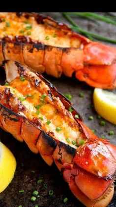 Grilled Lobster with Sriracha Butter.....
