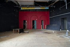 The drama studio. Holy Trinity Convent School, Bromley - 2012
