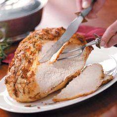 Rosemary Turkey Breast Recipe
