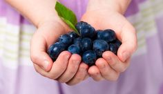 How blueberries can help improve your appearance #health #beauty #food