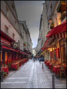 Rue du Pot de Fer, Paris. I lived in this street for 3 years, was great :)