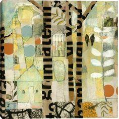 Tree Type I by Judy Paul