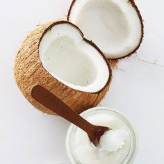 You've probably heard that coconut oil is a good moisturizer for parched skin, and now there's proof: http://www.bhg.com/beauty-fashion/skin-care/10-dry-skin-fixes-from-your-kitchen-/?socsrc=bhgpin032215coconutoil