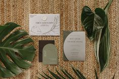 Exotic plants and greenhouse weddings are a match made in heaven! From the minimalist line art on the earth toned invitations to the monstera leaf cake, this inspiration is just what the doctor ordered. Wedding Invitation Paper, Wedding Stationery, Modern Greenhouses, Flower Factory, South African Weddings, Greenhouse Wedding, Made In Heaven, Wedding Signage, Exotic Plants