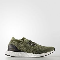 Ultra Boost Uncaged Shoes - Green