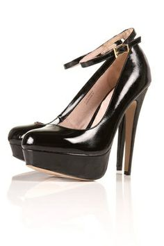 ƱɳỈϑҽƦʂσ ƒҽɱỈɳỈɳσ... Ruthie Davis Linden-Black-Ankle Strap #heels