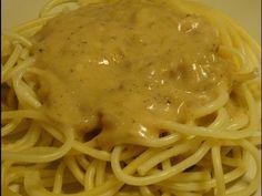Spaghetti, Ethnic Recipes, Food, Youtube, Essen, Meals, Yemek, Youtubers, Noodle