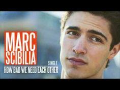Marc Scibilia - How Bad We Need Each Other (Studio)