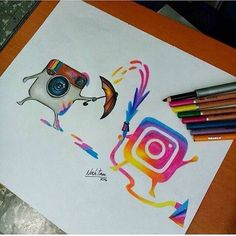 Instagram novo colorindo o antigo