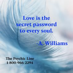 The Psychic Line offers the best telephone psychic medium readings. Call our psychic hotline for an accurate reading by one of our intuitive readers. Psychic Hotline, Medium Readings, Psychic Mediums, Spread Love, Psychic Readings, Love And Light, The Secret, Cupid, Let It Be