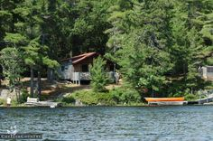 Cottage Resort in Parry Sound, Ontario.  Hugging the shores of Georgian Bay, the Town of Parry Sound is the world-renowned jewel of the 30,000 Islands of Georgian  Bay.  #CDNGetaway