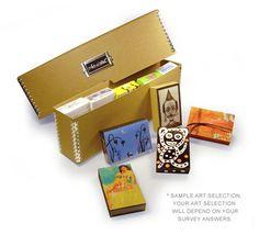 Clark Whittington began converting retired cigarette vending machines into the Art-O-Mat, that dispenses original art. Cigarette Vending Machine, Cigarette Box, Art O Mat, Old Coins, Artist Trading Cards, Extra Money, Handmade Art, Altered Art, Art Images