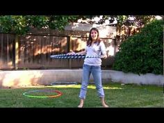 how to waist hoop/ waist hula hoop. brilliant instructions for beginners. includes what not to do as well as what you can further do with this move. step by step guide to waist hooping from starting to standing to keeping he hoop going... without looking like a total weird-o :D