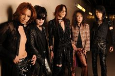 As Japanese rockers X Japan were preparing to perform their first U. show since 2010 at Madison Square Garden (MSG) on Saturday (Oct the band gathered to speak with the press at New York Com. Music Is Life, New Music, Kei Visual, Upcoming Concerts, Love U Forever, Live Band, Japan Photo, Heavy Metal Bands, Hd Picture