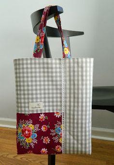 s.o.t.a.k handmade: tote bag