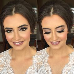 14 Trending Best New Year Make Up 2019 Sweet And Pretty - Fashiotopia - - 14 Trending Best New Year Make Up 2019 Sweet And Pretty – Fashiotopia Maquillage bal 14 Trending Best New Year Make Up 2019 Sweet And Pretty – Fashiotopia Wedding Makeup For Brown Eyes, Wedding Makeup Tips, Natural Wedding Makeup, Wedding Makeup Artist, Bridal Hair And Makeup, Bride Makeup, Wedding Hair And Makeup, Wedding Nails, Hair Wedding
