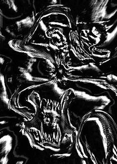 EL OMEGA: el fin de todas las cosas: LA INIQUIDAD DE LAS SOMBRAS (4) por Daniel Barragá...