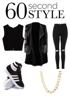 """""""60 Second Style - Views by Drake"""" by brookie-dancer ❤ liked on Polyvore featuring Zara, Topshop, adidas, Charlotte Russe, DRAKE, views and 60secondstyle"""