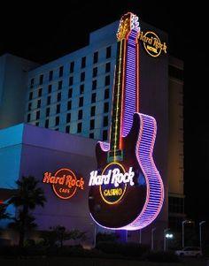 Hard Rock Hotel & Casino ~ Biloxi, Mississippi
