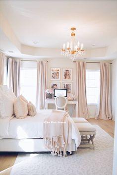 Amazon Home Decor, Home Decor Items, Room Decor Bedroom, Girls Bedroom, Bedroom Ideas, Master Bedrooms, Neutral Bedroom Curtains, Room Girls, Bedroom Signs