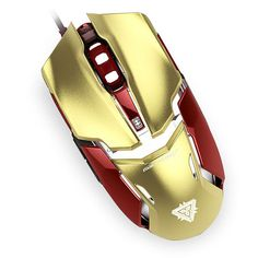 Iron Man Gaming Hardware, For When Nothing Less Than Stark Industries Will Do -  #computer #ironman #marvel