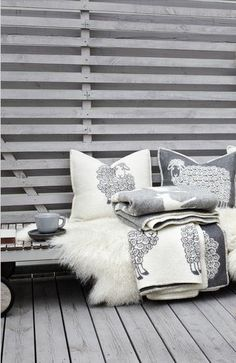 Repin via: ATELIER Home&Garden 2015 Trend: Sheep www.houseandleisure.co.za