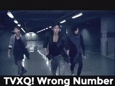 TVXQ! 동방신기_Wrong Number_MUSIC VIDEO (東方神起)【KPOP Korean POP Music K-POP 韓國流行音樂】