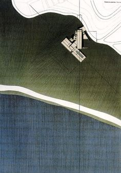 TOTO Seminar House, Hyogo Perfecture Japan (1995-96) | Tadao Ando