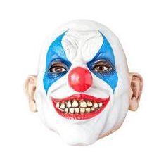 Máscara de payaso guasón