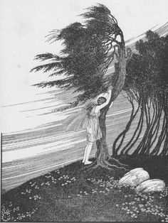 Ida Rentoul Outhwaite: And Wept Bitterly (1931)