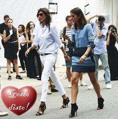 Moda de Rua: Branco - Street Fashion: White