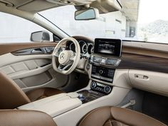 2014 Mercedes-Benz CLS 400 Shooting Brake
