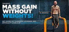 Bodybuilding.com - Bodyweight Bodybuilder: The Mass-Building Calisthenic Workout