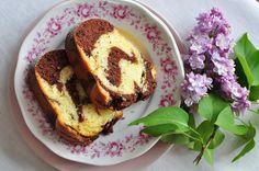 Mramorová hrníčková bábovka 2, Foto: All Czech Recipes, Sweet Tooth, Muffin, Food And Drink, Cupcakes, Sweets, Baking, Breakfast, Nova