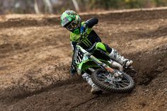 Awesome shot of Team Green Youth's Kacey Hird