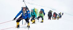 A group of U.S. veterans who served in Afghanistan and Iraq, including one with a prosthetic leg, is working toward reaching the summit to raise awareness of suicide rates among veteran and active-duty service members.    https://rosecoveredglasses.wordpress.com/2016/05/20/vets-climb-mount-everest-to-raise-awareness-of-military-suicides/