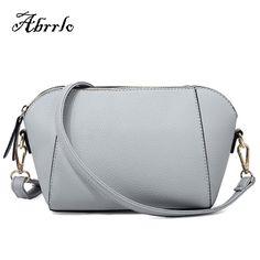 Women Messenger Bags Luxury Handbags Women Bags Designer Female Shoulder Crossbody Purses And Handbags Shell Shape Bag WAITMOON