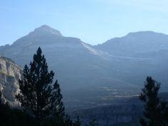 Monte Perdido - Ordesa National Park - Pirineos, Spain
