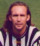 Information and statistics on ex Newcastle United player Darren Peacock