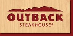 "Outback Steakhouse GF menu. Go to website and click on ""Gluten-Free Menu"" for options."