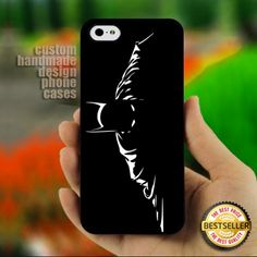 Batman Black - Print on Hard Cover for iPhone 5 | ThePlanetArt - Accessories on ArtFire