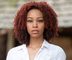 black people with natural red hair - Google Search