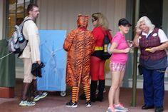 Mickey's Not So Scary Halloween Party at Walt Disney World's Magic Kingdom 2015…