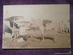 Postales: POSTAL - GUERRA DE AFRICA - R. GUILLEMINOT - MELILLA - DEL RIF - AÑO 1909 - - Foto 1 - 61194091