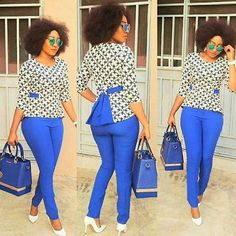 Ladies Ankara Tops For Jeans, ankara top styles with Jean shorts, ankara too with Jean trousers, perfect Ankara tops design for ladies, hot Ankara styles for jeans to match African Dresses For Women, African Print Dresses, African Print Fashion, African Attire, African Fashion Dresses, African Wear, African Women, African Prints, African Style