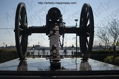 This is an original photograph taken in New Orleans, by me, in the winter of 2011. This was taken in Washington Artillery Park.