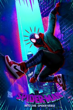 Miles Morales - Ultimate Spider-Man, Into the Spider-Verse Spiderman Kunst, Black Spiderman, Spiderman Spider, Amazing Spiderman, Marvel Comic Universe, Marvel Art, Marvel Dc Comics, Marvel Movies, Marvel Avengers
