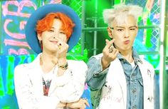 GD and TOP | SBS Inkigayo (150823)