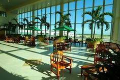 South West Florida International Airport, Ft Myers.